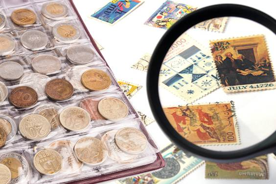 About Golden Valley Stamps & Coins