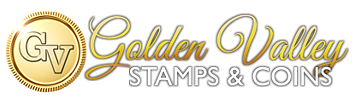 Golden Valley Stamp and Coin