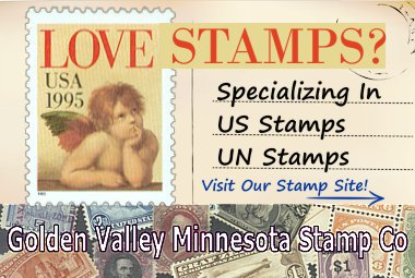 Golden Valley Minnesota Stamp Company
