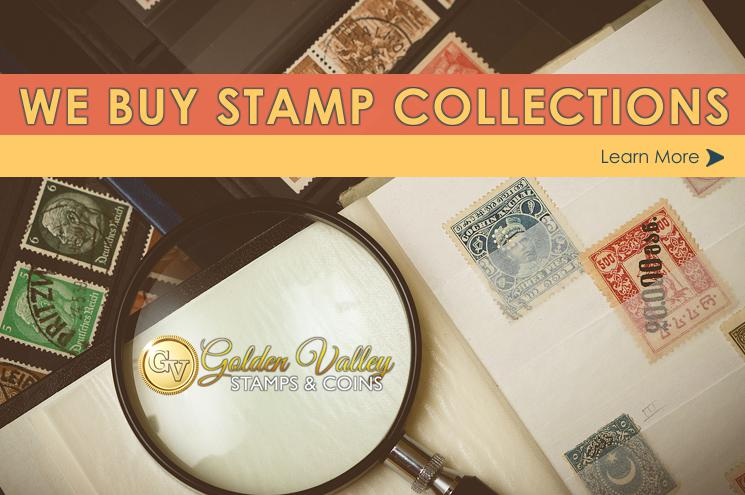 We Buy Stamp Collections